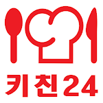 Cover Image of Download 키친24 - Kitchen24 APK
