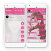 Download WA Theme Pink mod cantik APK