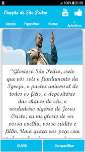 Download Oração de São Pedro APK