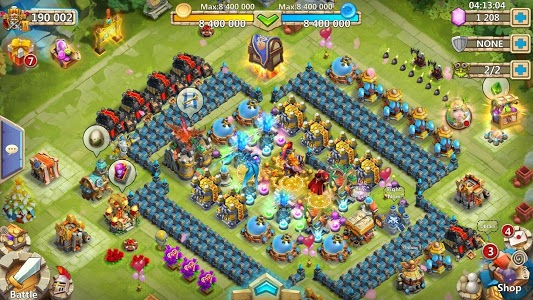 Download Castle Clash: Guild Royale APK