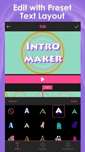Download Intro Maker - music intro video editor APK