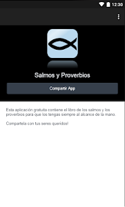 Download Salmos y Proverbios Cristianos APK